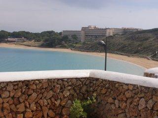 Apartamento Con Espectaculares Vistas A La Playa De Arenal D'en Castell