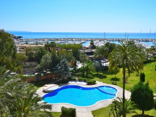 Apartment in perfect location to the hot spot Marina of Portals