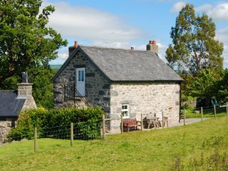 "The Granary - ""A dear little cottage in the hills above Conwy valley!"""