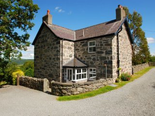 "The Farmhouse - ""Fabulous views of the surrounding area from this fine Welsh"