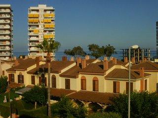 los chocos, apartamento en la playa, Benicásim