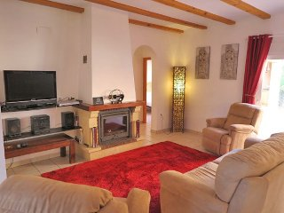 Lliber, Jalon Valley - Superb Modern 4 Bedroom Detached Villa with Private Pool