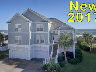 New River Inlet Rd 760 Oceanfront! | Jacuzzi, Internet, Fireplace