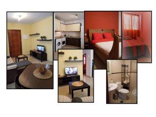 Piso de 2 dormitorios en el centro