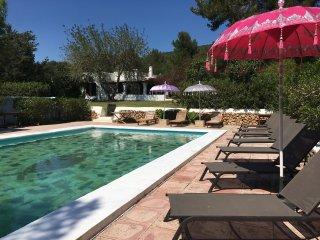 5- bedroom Ibizan country house -  walking distance to Santa Eularia