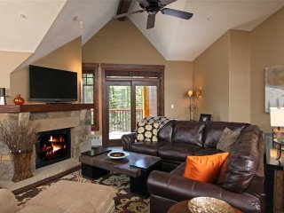 Gorgeous luxury condos - walk to downtown Breck/lifts, great views!