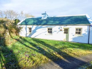 THE OLD HOUSE, detached, woodburner, off road parking, nr Foxford, Ref 950493