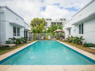 3 Bedroom POOL House across the street from Beach