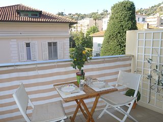 AP4085 - BEAULIEU ST JAMES - 35m² - 2 Pers - Terrace - Internet wifi !, Beaulieu
