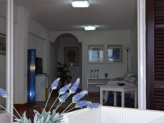 AL034B Appartamento in spiaggia 10 posti