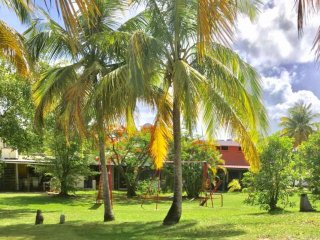 Beautiful and Relaxing Beach Villa In Luquillo, the Best Beach in Puerto Rico