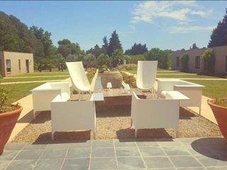 Villa Architecte Moderne Jardin / Tennis / Piscine