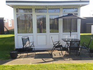 detached chalet in Withernsea.
