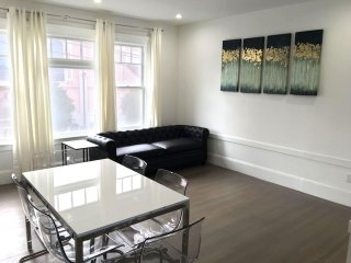 3BR: Spacious, New Modern Design, Fully Wired (F3), San Francisco