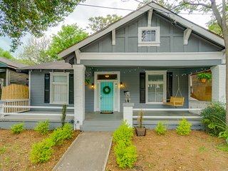 Beautiful charming home close to midtown ATL