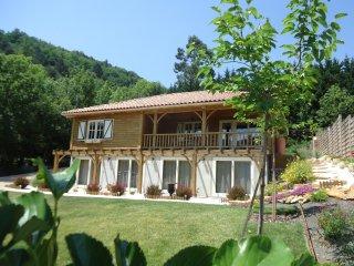 B&B Le Papillon magique met prachtig uitzicht op de Pyreneeen