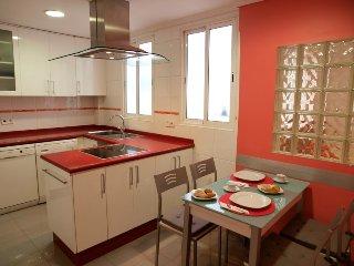 Apartamento céntrico ideal para familias numerosas