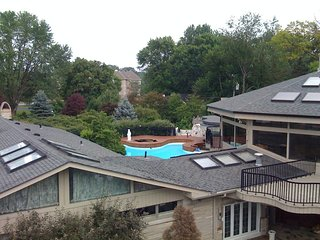 Kessler Mansion Ranch- 9,000 ft.- Game Room, Pool, Indianapolis