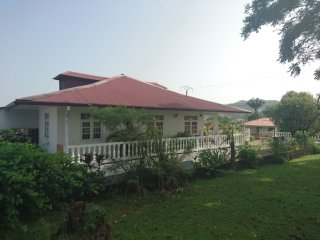 Traditional house in Cayenne