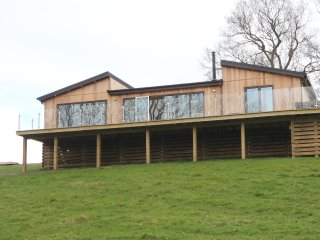 Lime Lodge Billingsley Park Lodges, Shropshire, Bridgnorth
