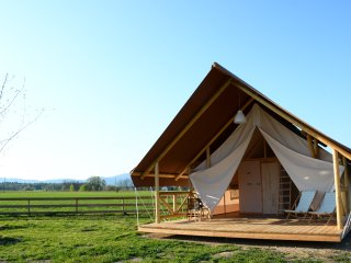Kolpa Resort, glamping resort
