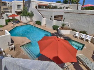 Family Friendly Upgraded Townhouse vacation rental in Old Town Scottsdale