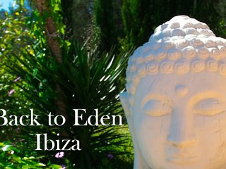 'BACK TO EDEN' a paradise lost, in Ibiza
