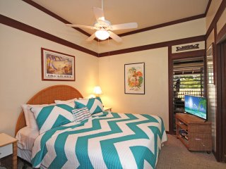 Kiahuna 54 Charming 1bd/1ba Kiahuna Plantation *Free midsize rental car*
