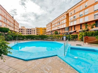 Beach apartment with 2 bedrooms El Medano