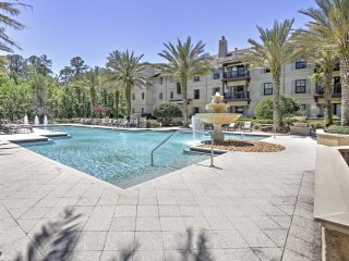 3BR St. Augustine Condo in Golf Complex w/Spa