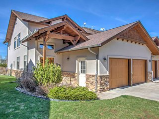 NEW! 3BR Pagosa Springs Townhome w/ Mountain Views
