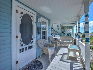 NEW! 1BR Ocean Grove Apartment - Walk to Beach!