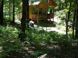 GREAT getaway cabin. Restful and beautiful, yet near many outdoor activities!