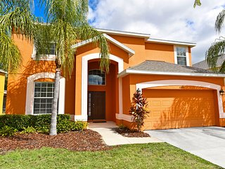 Modern 7BR 4.5Bath WATERSONG pool home with conservation view from $185/night