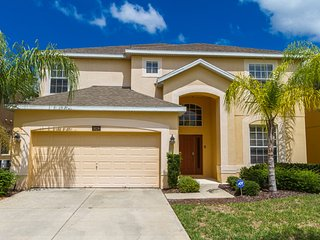Inviting 6BR 4Bath WATERSONG home with private pool & game room from $208/night