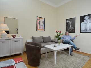 AMADEUS PRAGUE APARTMENTS - APA3 - 75m²