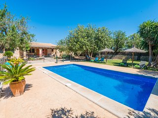 FORNES - Villa for 6 people in LLUBI