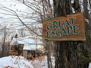 A Great Escape ~ RA147243, Killington