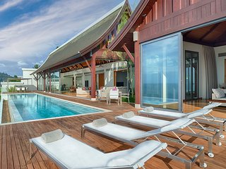 Villa Haleana - an elite haven, 6BR, Nai Thon