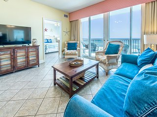 Waters Edge 511-3BR-*OPEN 4/27-4/30 $871!* BEACH SVC for 2! RealJoy Fun Pass