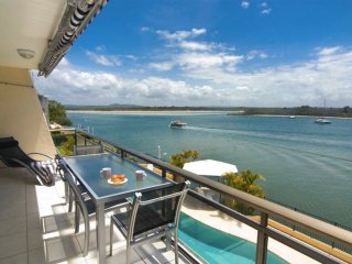 Paradise River Vista - 2 Bed Apartment, Noosaville