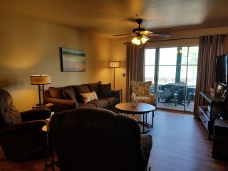 2 Bedroom Walk-In with 2 Rocker Recliners and Sofa Sleeper