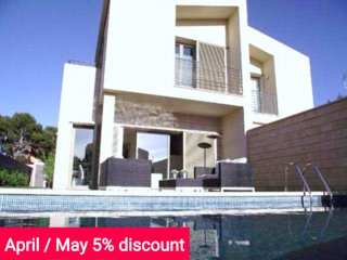 Last minute offer 5% April and May 2017 Puig de Ros. Beautiful house with, Llucmajor