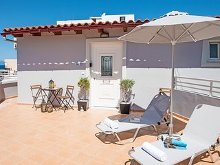 New Modern Apartment, 3' to the Beach,Next to Amenities,By Chania Old Town - 4