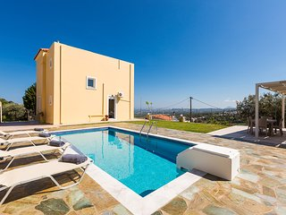 Villa Nefeli, countryside living!, Rethymnon