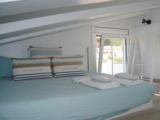 Apartamento a 50 metros de playa en LLAFRANC (Costa Brava). Alquiler por semanas