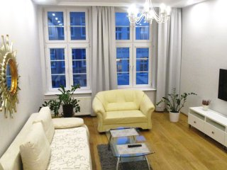 Apartment in the Gdansk Old Town center