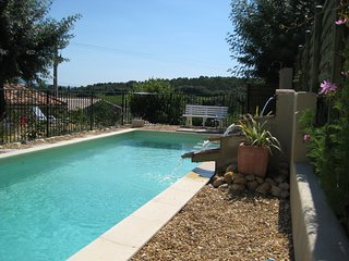 Lovely rural farmhouse, four bedrooms, swimming pool, spacious and well-equipped