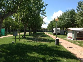 Roulotte nel Romagna Camping Village