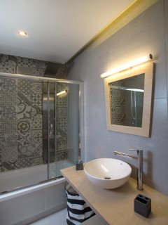 Bathroom, all the bedrooms have its own bathroom with hydromassage shower or bath